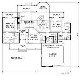 House Plans With First Floor Master The Larkspur House Plan Images See Photos Of Don Gardner