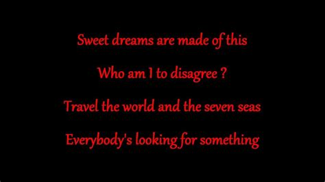 marilyn sweet dreams testo marilyn sweet dreams lyrics