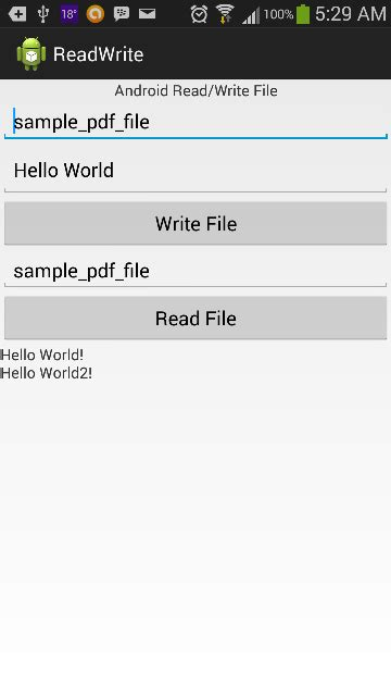 android xml tutorial pdf zack tutorials android read and write pdf file using itext