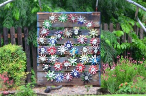 Dog Hooks Decorative Pallet Idea For Garden Art With Skid Wooden Pallet Furniture