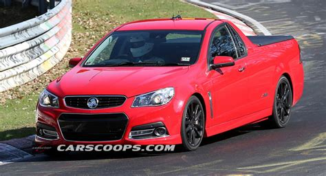 new holden utes carscoops holden ute