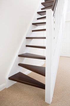 treppenbau voss space saving stairs 30 mm mdf treads but i would leave