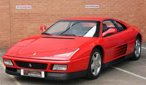 manual cars for sale 1990 maserati 430 head up display used 1990 ferrari 348 for sale in lincoln pistonheads