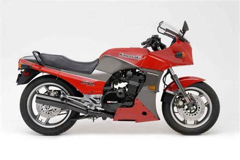 Kawasaki Gpz 900r 1984 kawasaki gpz900r fighting with the real riders