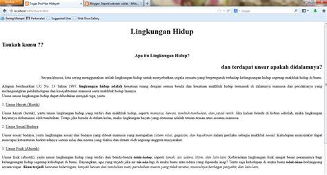 cara membuat web sederhana offline seperti sekotak coklat cara membuat halaman web sederhana