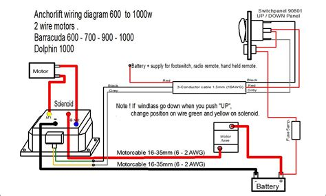 warn winch wiring diagram 3 solenoids 4 wheeler winch
