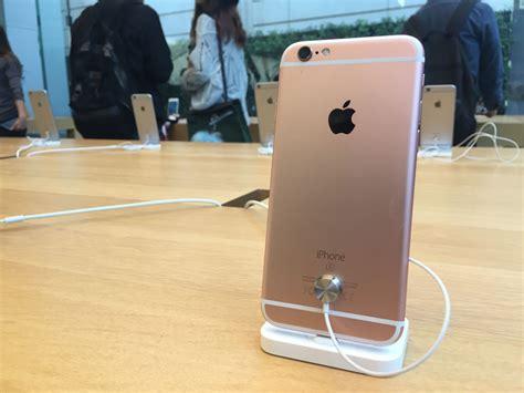 apple jepang pengalaman mencoba iphone 6s di apple store jepang