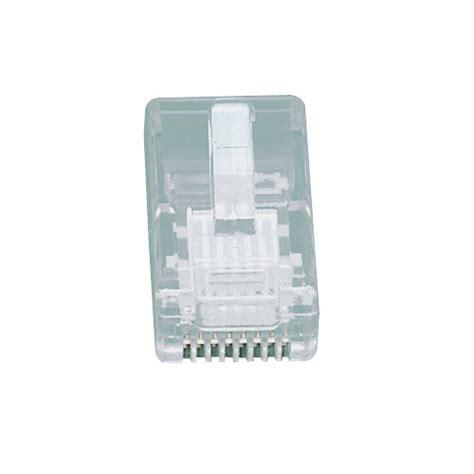 Modular Cat 5 By Masscom modular rj45 plugs cat5e network connectors for flat