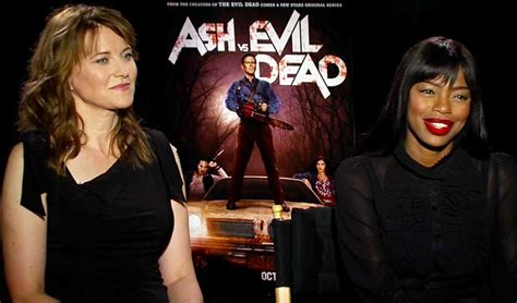 lucy lawless interview lucy lawless talks sam raimi and walking out on original