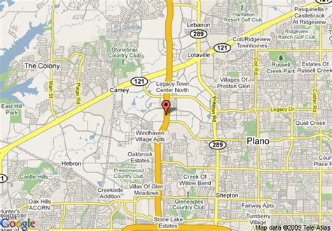 map of texas plano map of aloft plano plano