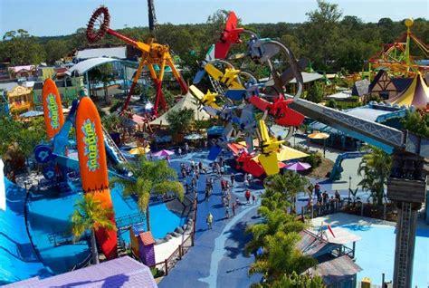 Top 10 Amusement Park Rides by Dreamworld Australia Rides Www Imgkid The Image