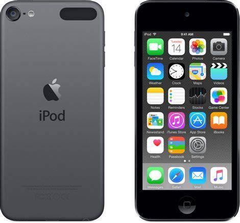 souq | apple ipod touch 6th generation 32gb, space gray