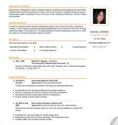 Sample Resume Template Learnhowtoloseweight Net
