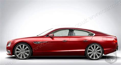 bentley coupe 4 door bentley targeting bmw and mercedes with this swoopy 4 door