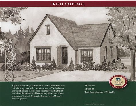 irish cottage house plans click the quot download pdf quot button located on the right