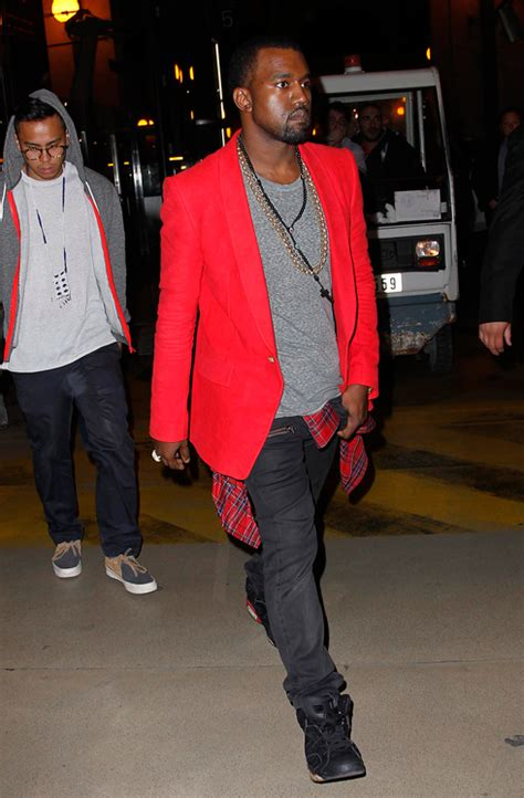 Dress Michael Ko look of the moment kanye west