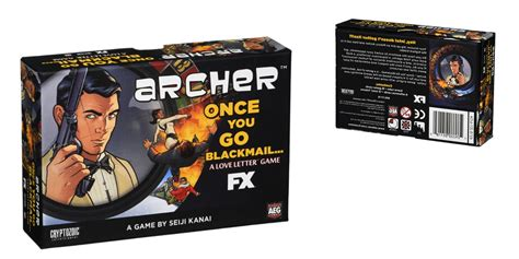 Letter Archer letter archer is your next favorite card and