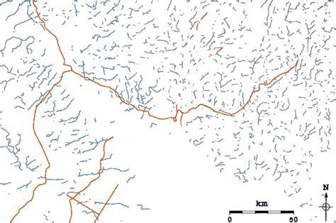 map yellowknife canada yellowknife location guide