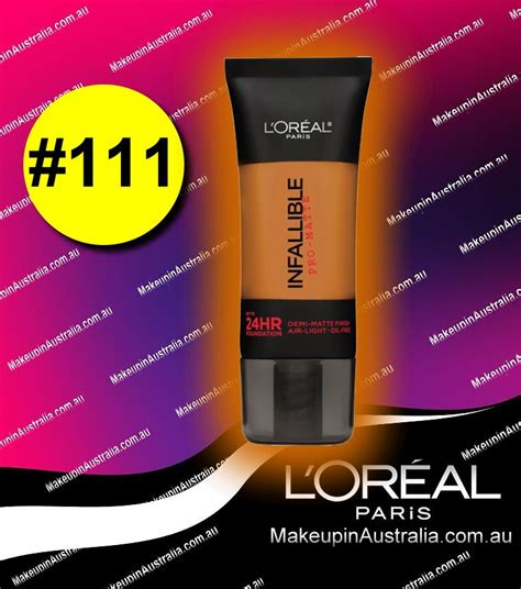 L Oreal Infallible Pro Matte 24 Hour Foundation Harga l oreal loreal infallible pro matte up to 24 hr