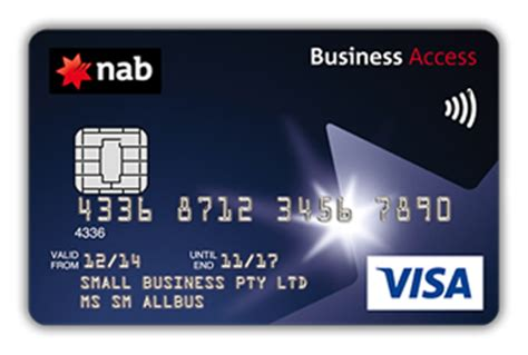 Sle Credit Card Number In Australia Business Credit Cards Compare Our Range Of Expense Access Cards Nab