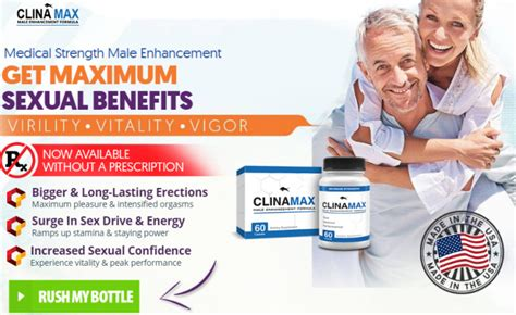 Clinamax Male Enhancement - Scam or Side Effects Free