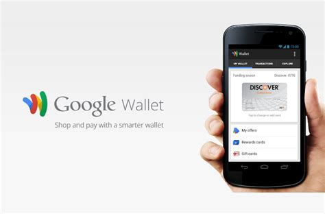 How To Use Google Wallet Gift Card - google wallet rolls out to more android smartphones enabling secure