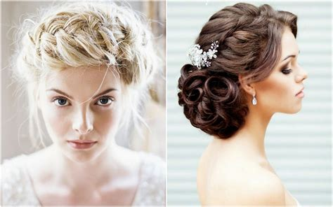 Wedding Hairstyles For Hair 2016 by Top 5 Bridal Hair Makeup Trends For 2015