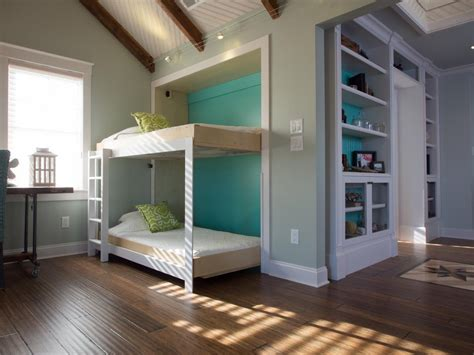 Cabin Open Floor Plans by How To Build A Side Fold Murphy Bunk Bed How Tos Diy