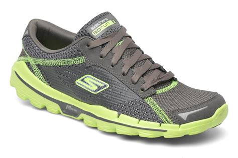 Jual Skechers Go Run 2 skechers go run 2 53555 sport shoes in grey at sarenza co uk 161742