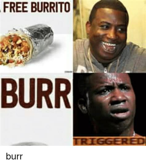 Will Meme - free burrito triggered burr free meme on sizzle