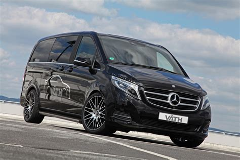 Mercedes V Class by Mercedes V Class By Vath