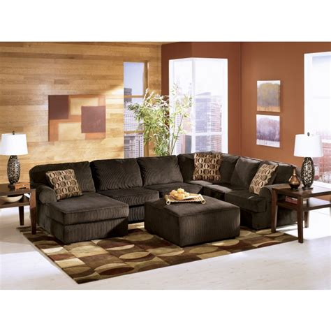 ashley signature sectional 68404 16 34 67 ashley furniture signature design vista