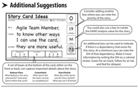 agile story card template agile story card templates solutionsiq