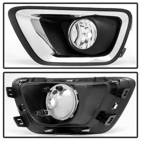 2015 2016 Chevy Colorado Oe Style Fog Lights Kit