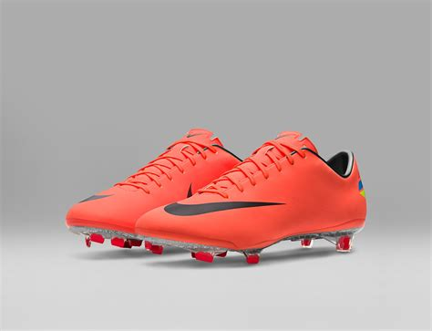 the origin of all parts of the nike quot what the quot mercurial