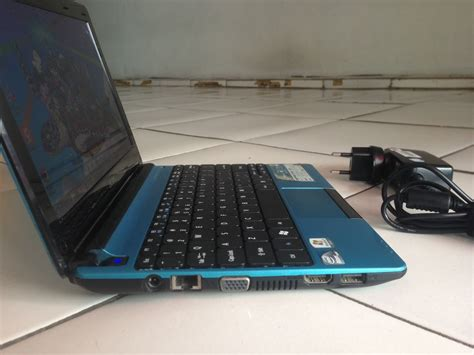 Harga Laptop Merk Acer Aspire One jual laptop acer aspire one d270 second pasarlaptop