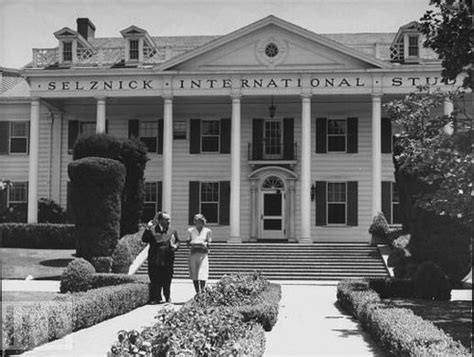 Create House Plans Alfred Hitchcock At The Selznick Studios Srk1941 Flickr