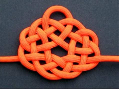 Tying Celtic Knots - witness to your splendor celtic knot