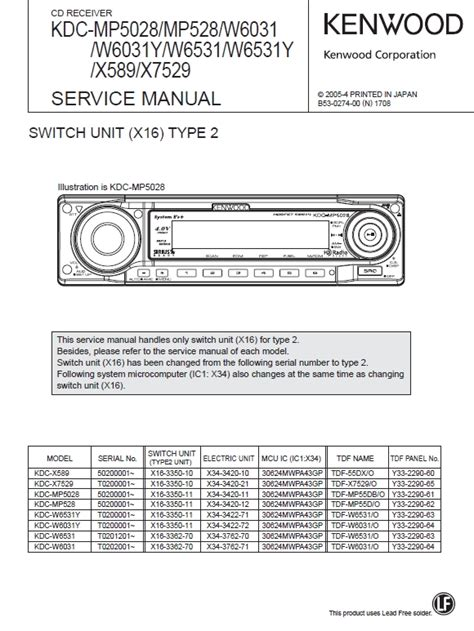 kenwood kdc 119 wiring diagram wiring diagram and