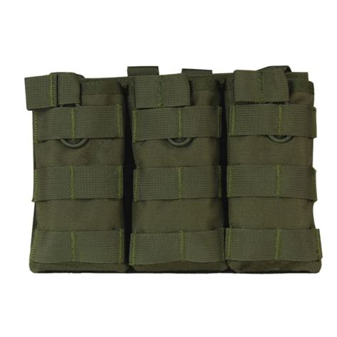 Nayaga Pouch M Dompet Pouch tactical molle open top magazine pouch fast ak ar m4 famas mag pouch 1000d