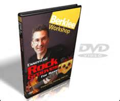 berklee bass clinic danny morris essential rock grooves for bass learn rocking bass grooves