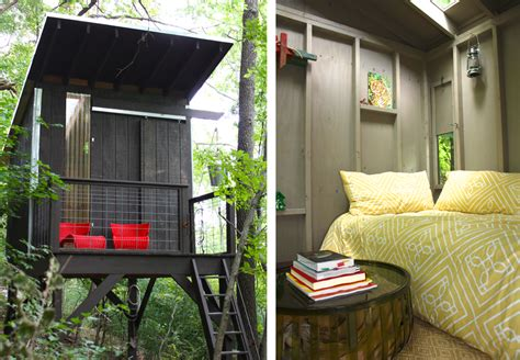 tiny tree house a tree top retreat that cost 8 200