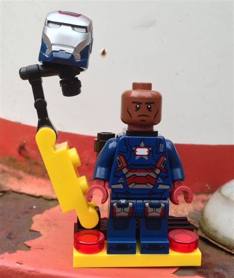 Lego 30168 Ironman Minifigure lego iron patriot set www imgkid the image kid has it