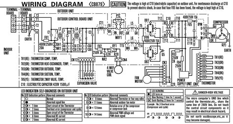 split type air conditioner wiring diagram wiring diagrams