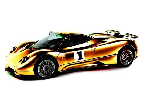pagani zonda gold pin zonda pagani gold speed wallpaper 185589 on pinterest