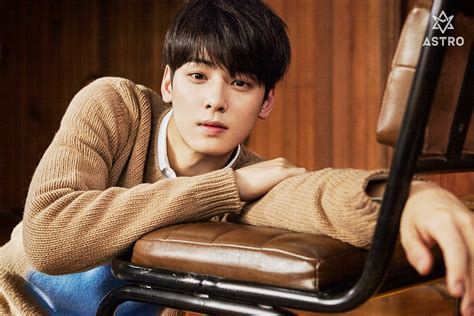 astro best astro s cha eun woo revealed to been quite the
