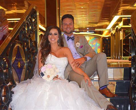 Wedding On A Cruise by Cruise Ship Wedding Tilden Photography