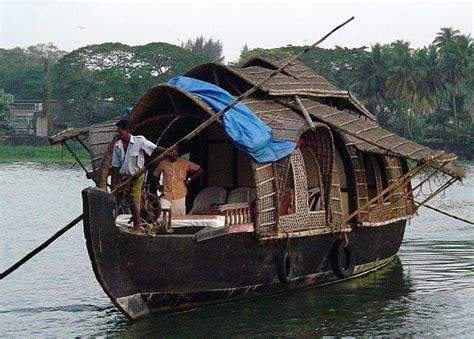 house on a boat file house boat backwaters jpg