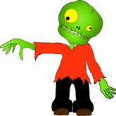 Funny Zombie Clipart   ClipArtHut - Free Clipart