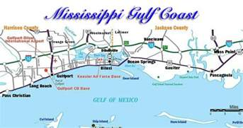 mississippi gulf coast towns areas gulf coast heritage